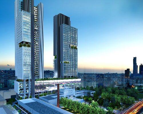 Quasar İstanbul Sürdürülebilir Yeşil Konut